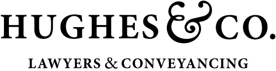 Hughes & Co Lawyers & Conveyancing Logo